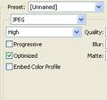 Photoshop titkok, 2. rész - webdesign, 4. videó (képek optimalizálása webre)