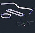 2D-s objektumok vastagítása