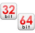 8.1. 32 vagy 64bit? Mi az, mikor melyik?