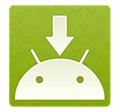 Alkalmazások (apk fájlok) letöltése Android-ra, telepítés helyett