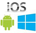 Android, iOS, Windows alkalmazások fejlesztése Visual Studio-val