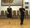A Flört tánca - Cha-cha-cha bemutató videó