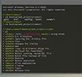 Cmder - parancssor helyett egy sokkal jobban használható program