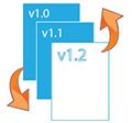 Előző fájl verziók automatikus mentése