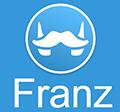 Franz - egyetlen üzenetküldő tucatnyi helyett