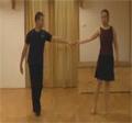 Haladó táncoktató DVD bemutató videó