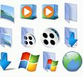 7.1. Ikonok - mik azok, hogyan segítik a Windows használatát?