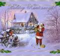 Karácsonyi elektronikus képeslap