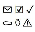 Különleges karakterek a szövegekben