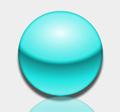 Tükröződő gömb
