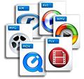 Videó konténerek, codec-ek