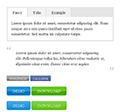 20 - Web komponensek használata, összetett felépítésű oldalak kialakítása (minta)
