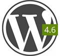 WordPress 4.6 bemutató