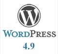 WordPress 4.9 bemutató
