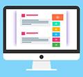 WordPress - vizuális weboldal építés bemutató videó