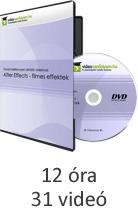 Tanulj hatékonyan oktató videóval: After Effects - filmes effektek