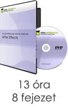 Tanulj hatékonyan oktató videóval: After Effects