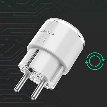 BlitzWolf BW-SHP6 wifi okos konnektor teszt