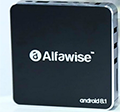 Alfawise A8 TV BOX Android 8.1-gyel