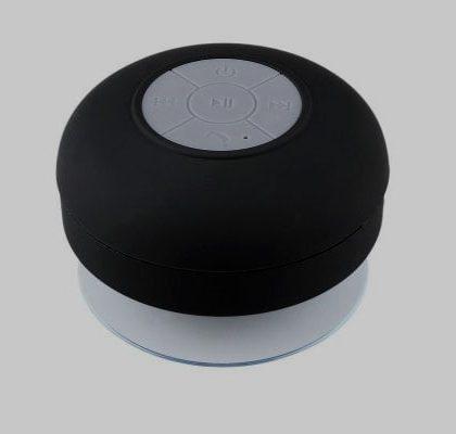 Vízálló Bluetooth hangszóró a zuhanyzóba