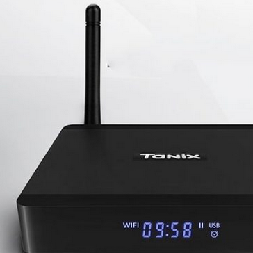 Tanix TX5 Max médialejátszó (TV BOX) teszt