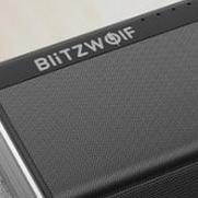BlitzWolf BW-AS2 hangszóró teszt – brutális hangzás és még szép is
