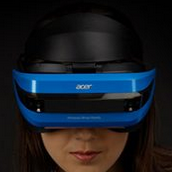 Acer Windows Mixed Reality VR szemüveg teszt