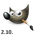 GIMP 2.10.6 bemutató