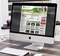 Weboldal, alkalmazás (app) design megnézése élőben, egyszerűen
