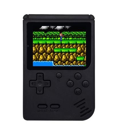 FC280 retro kézi játékkonzol 400 játékkal – tévére köthető!
