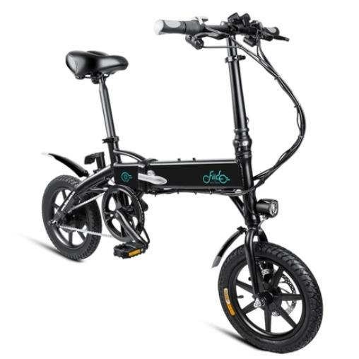 FIIDO D1 elektrpomos bicikli