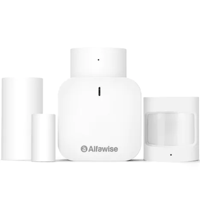 Alfawise Z1 okosotthon és riasztó készlet