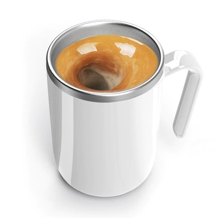 Automata keverős pohár