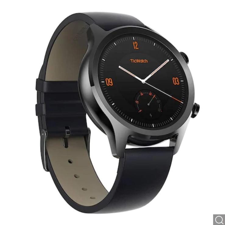 Ticwatch C2 - Wear OS okosóra