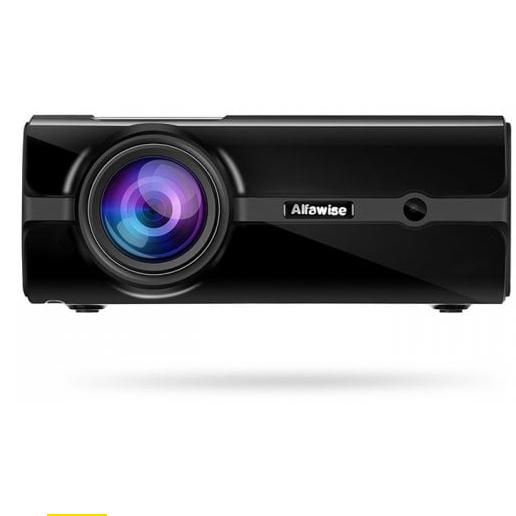 Alfawise okos projektor