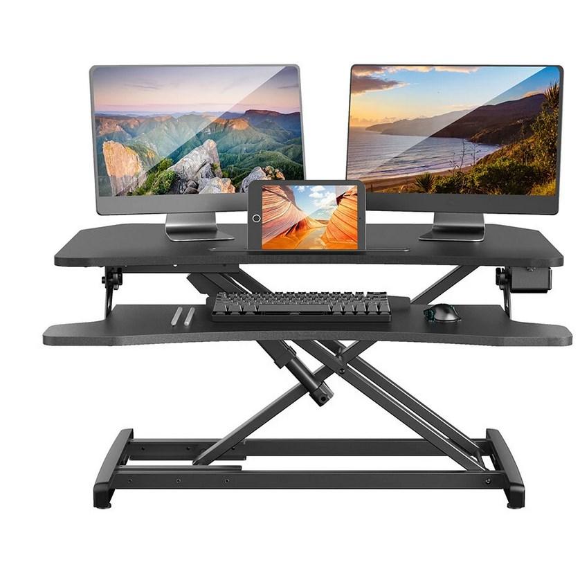 BlitzWolf BW-ESD2 elektromosan állítható magasságú asztal