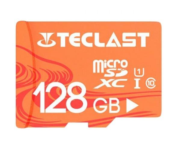 Teclast 128GB, gyors microSD memóriakártya