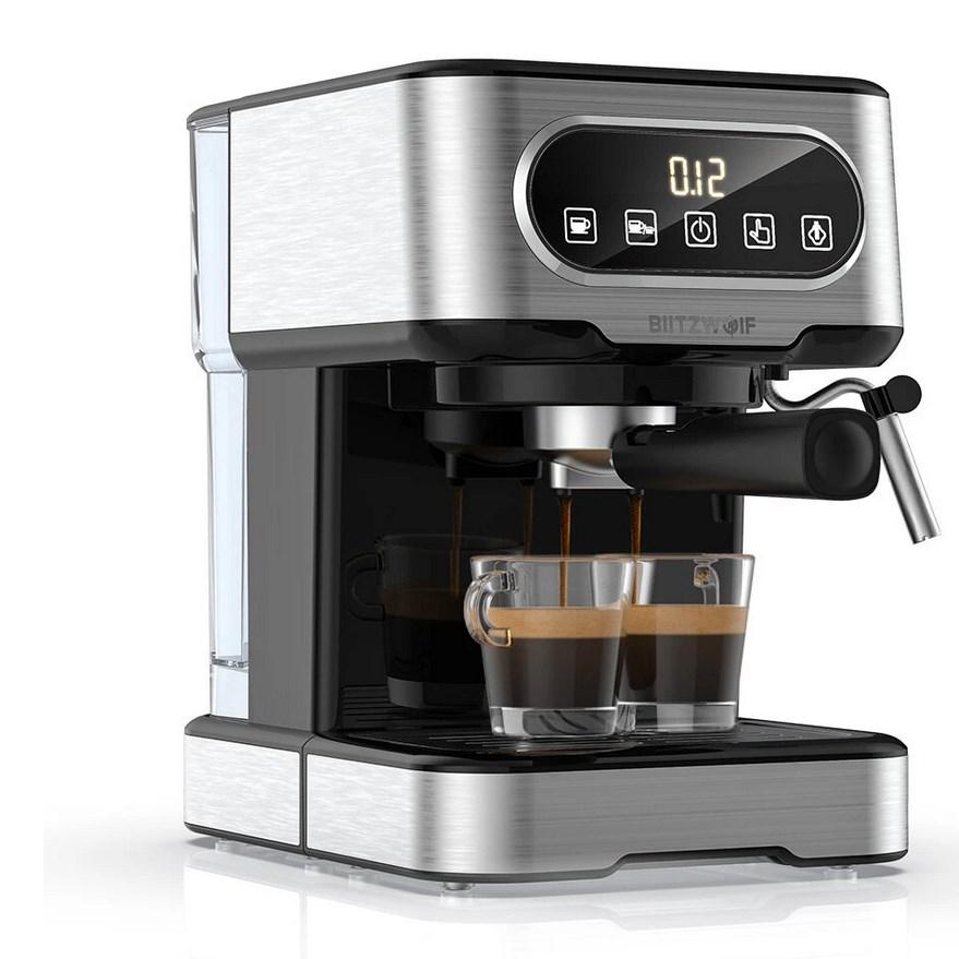 BlitzWolf BW-CMM2 presszó kávéfőzőgép
