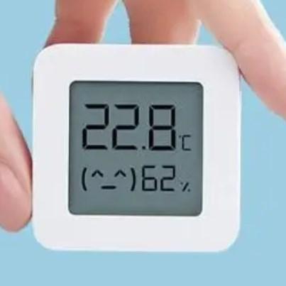 3db-os Xiaomi hőmérő és páratartalom mérő készlet