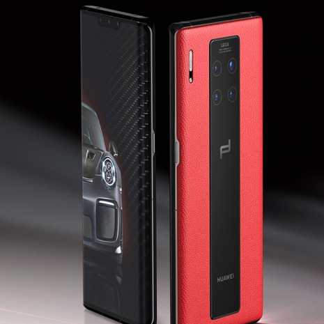 HUAWEI Mate 30 RS Porsche Design