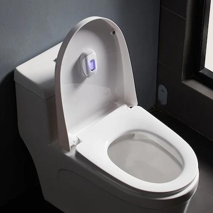 UV-s vécé sterilizáló
