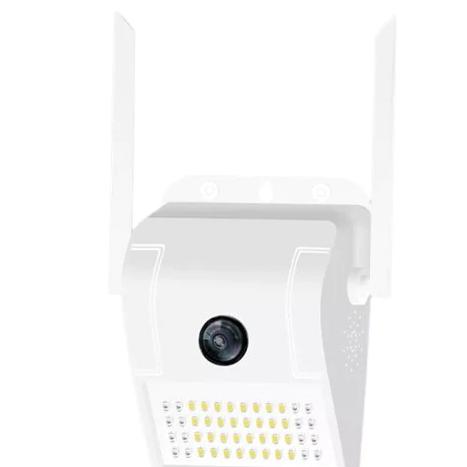 Mozgásérzékelős kamera világítással
