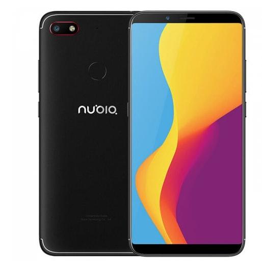 Nubia V18 okostelefon