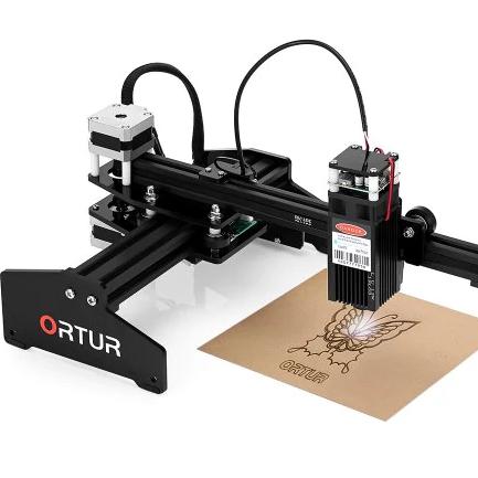 Ortur Laser Master 15W-os lézer gravírozó