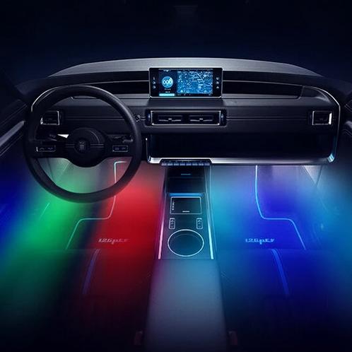 BlitzWolf BW-LT35 - RGB világítás autóba