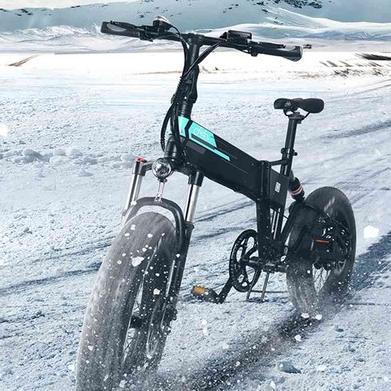 FIIDO M1 - fat bike elektromos bicikli