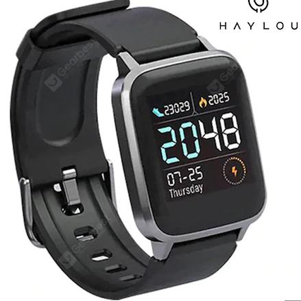 Xiaomi Haylou LS02 okosóra