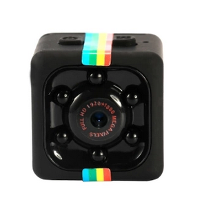 Mini kamera, HD felbontással