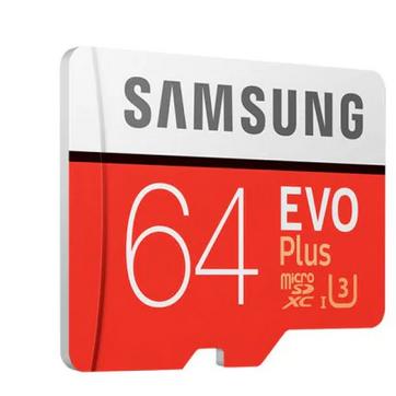 Samsung 64GB-os microSD memóriakártya