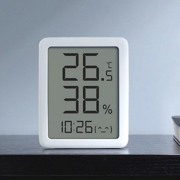 Miaomiaoce hő és páratartalom mérő